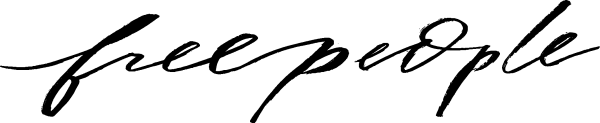 Free People Logo png