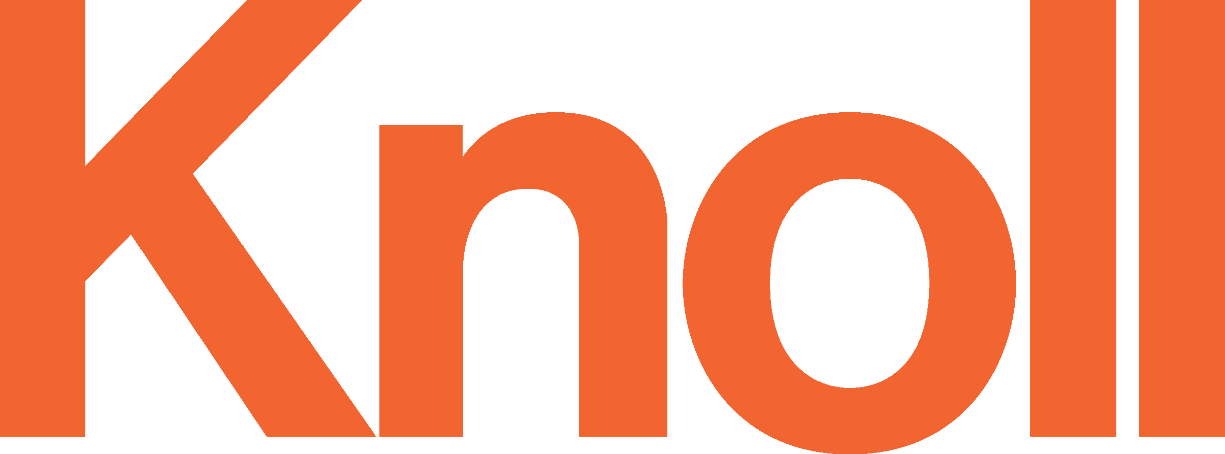 Knoll Logo png