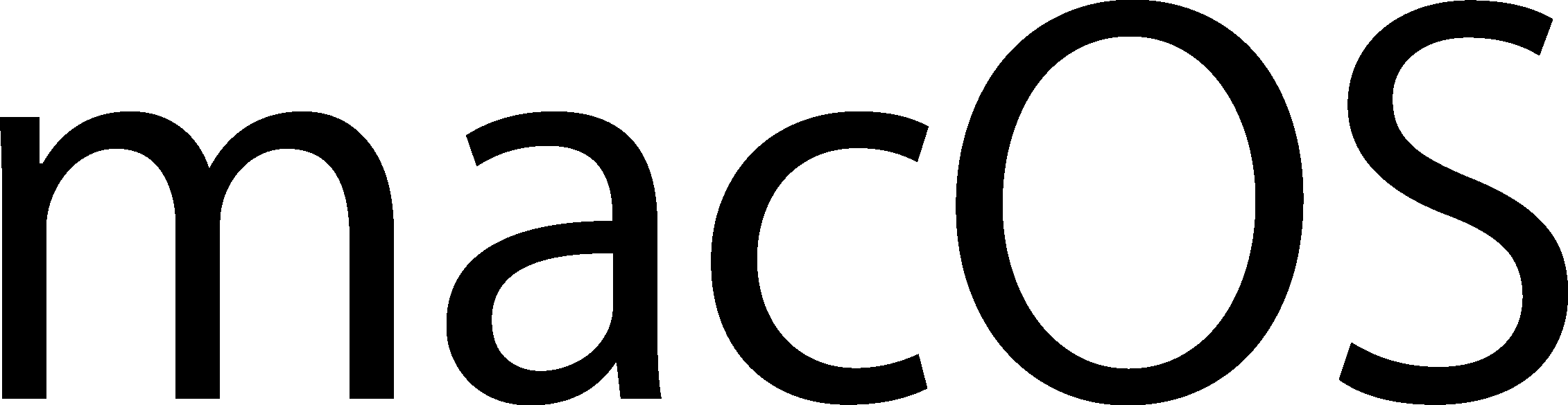 MacOS Logo png