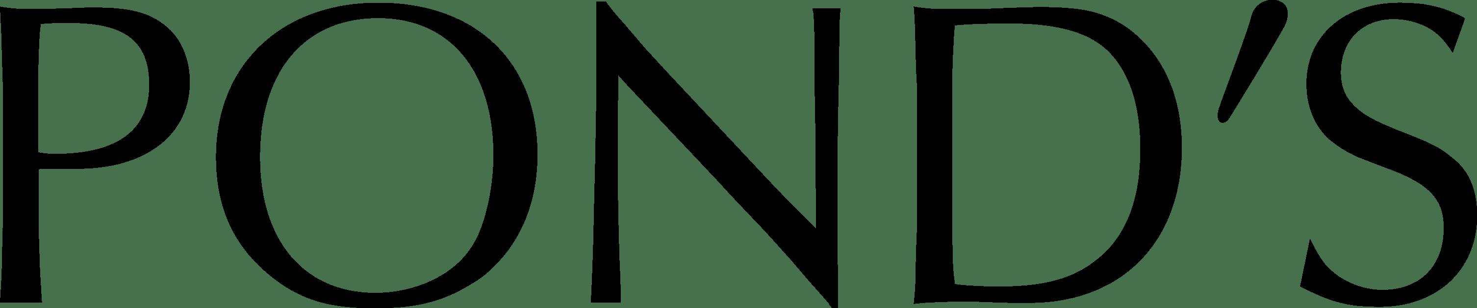 Ponds Logo png