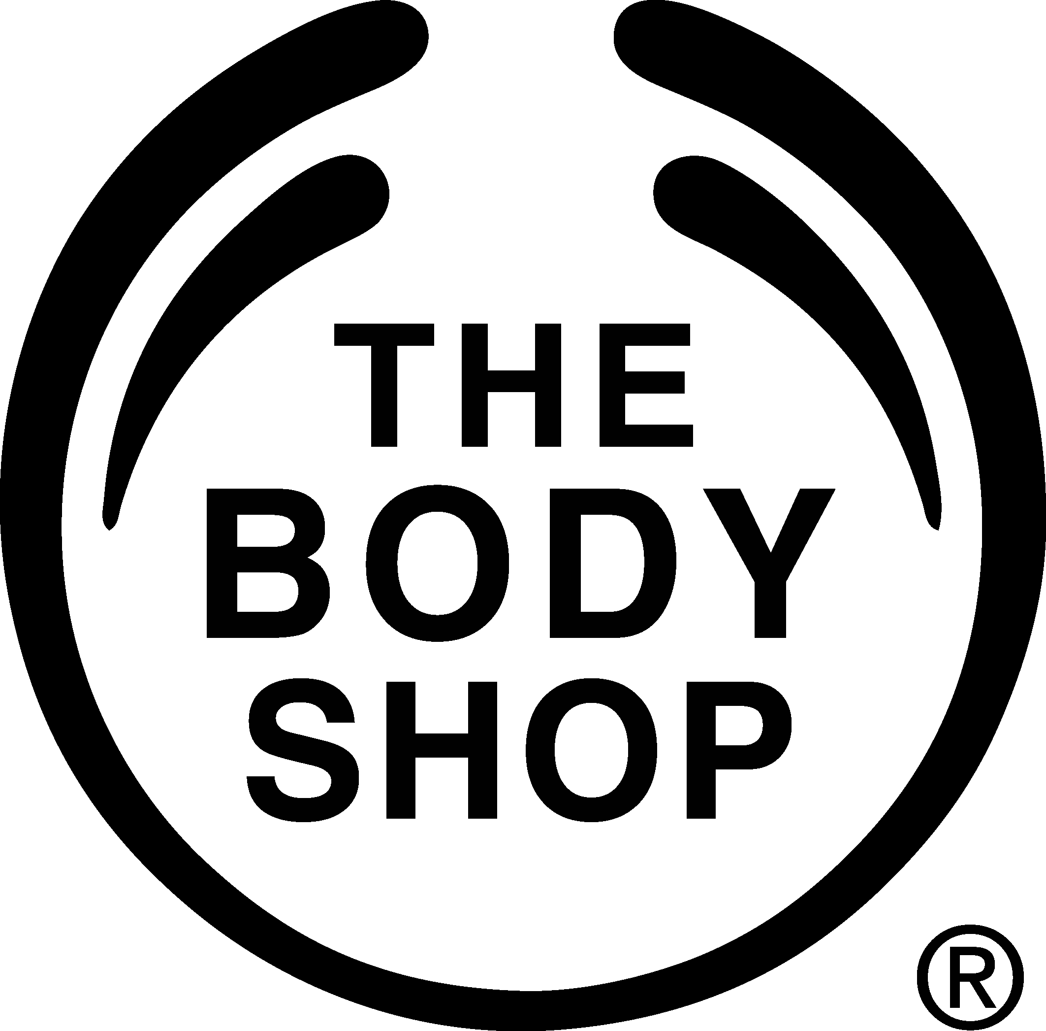 The Body Shop Logo png