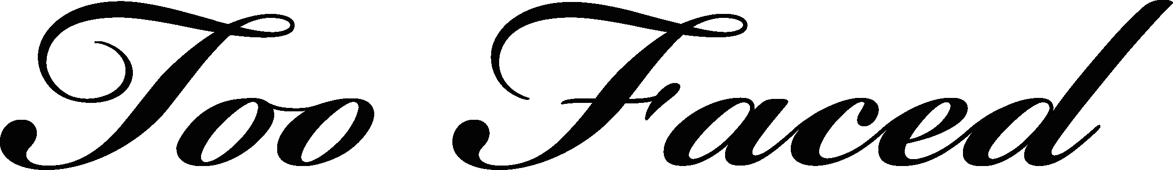 Too Faced Logo png