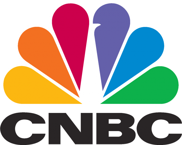 CNBC Logo png
