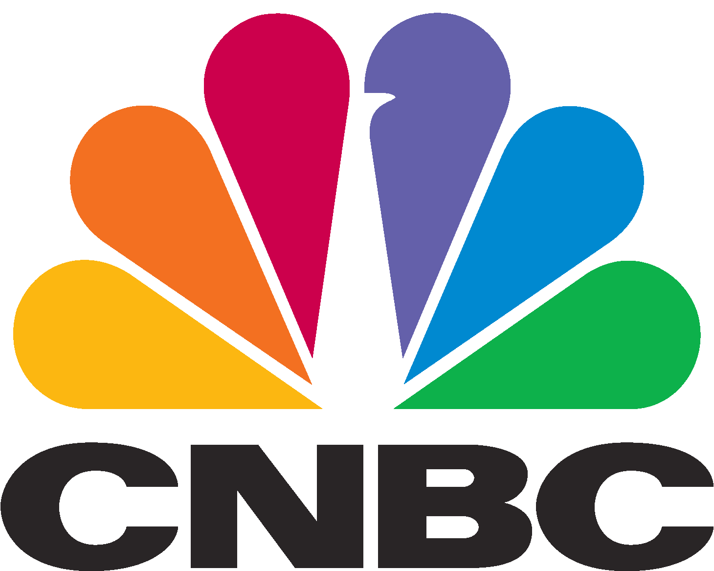 CNBC Logo png