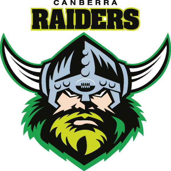 Canberra Raiders Logo png