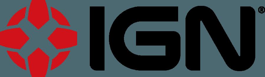 IGN Logo (Imagine Games Network) png