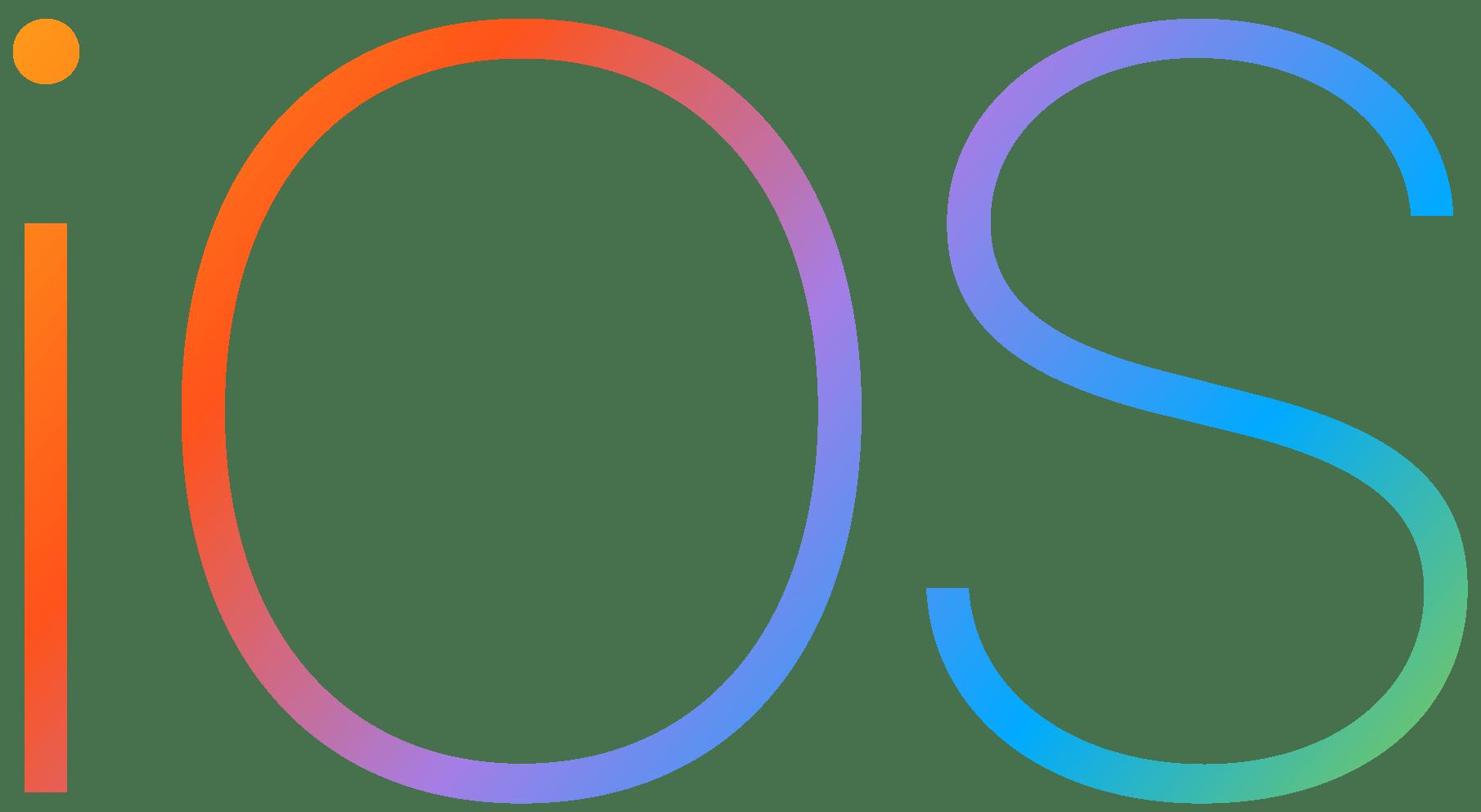 IOS Logo png