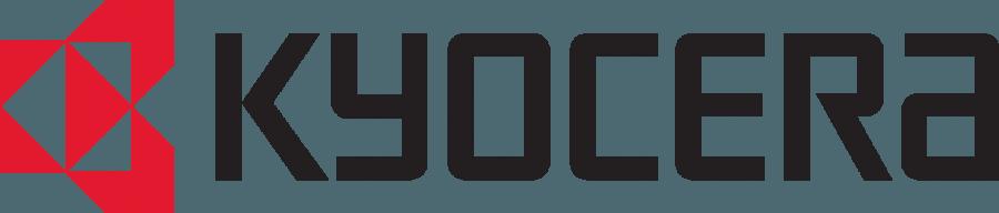 Kyocera logo 900x192 vector