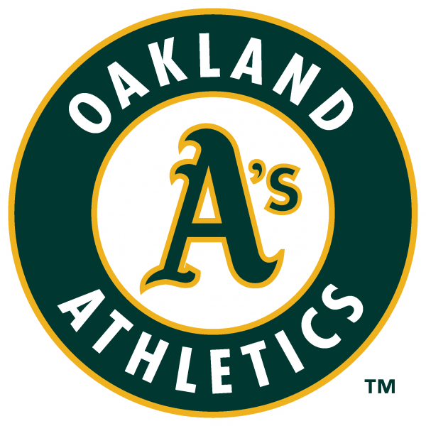 Oakland Athletics Logo 600x600
