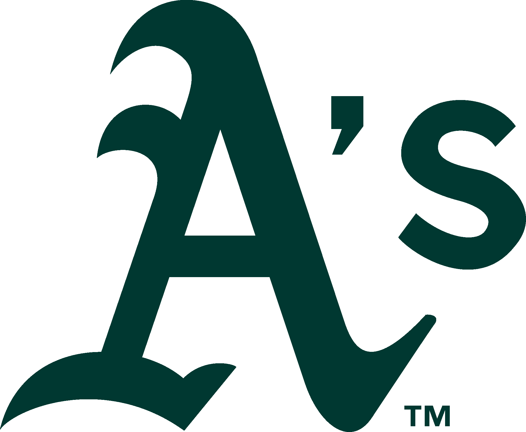 Oakland Athletics Logo png