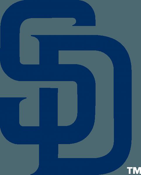 San Diego Padres Logo 484x600