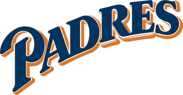 San Diego Padres Logo 600x312