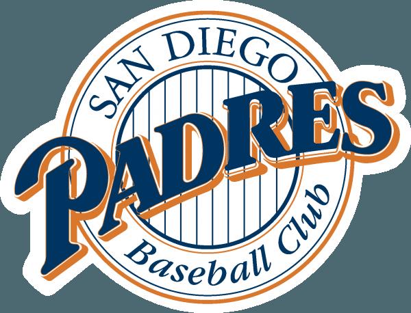 San Diego Padres Logo 600x458