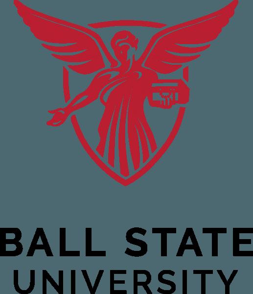 ball state logo university 517x600
