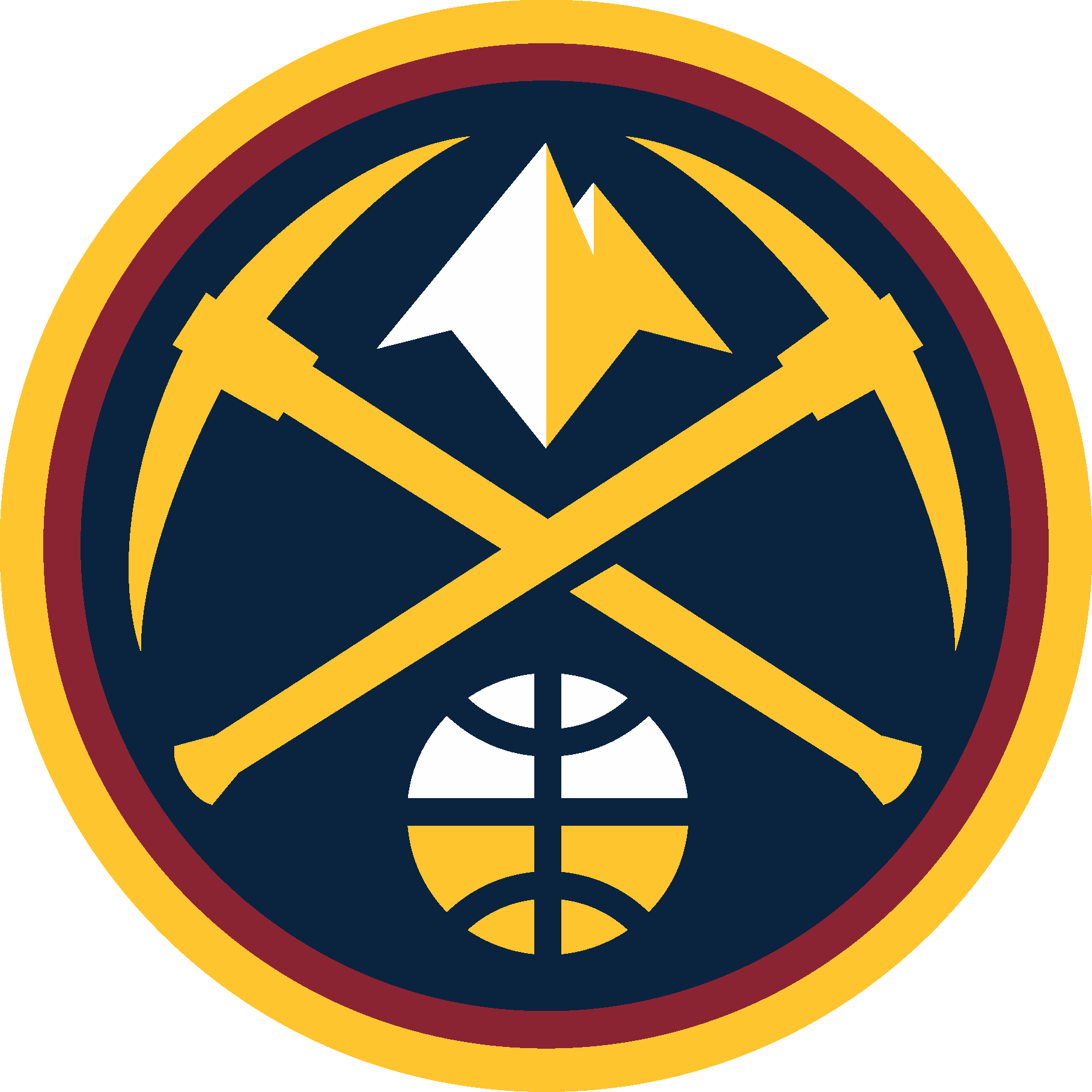 Denver Nuggets Logo png