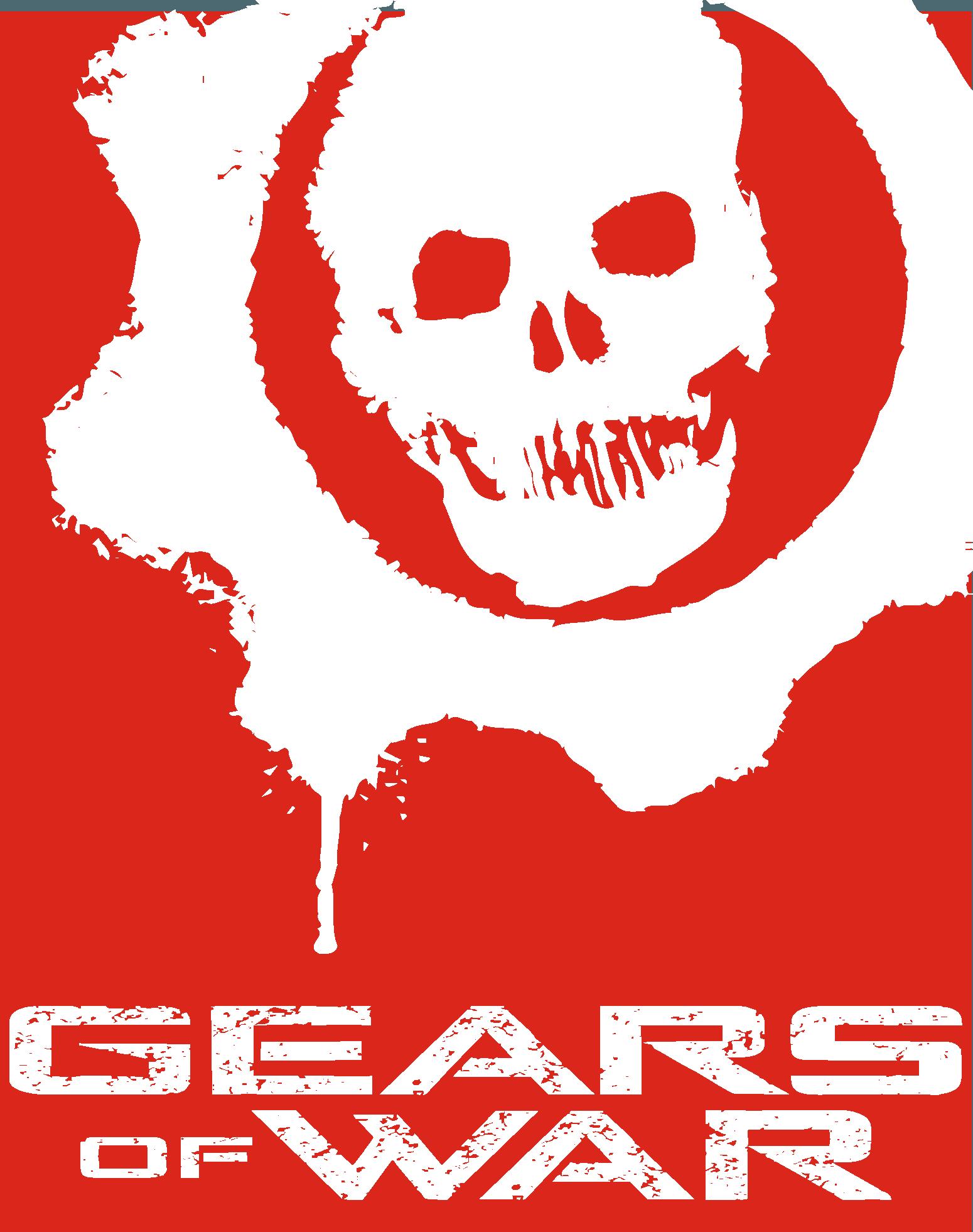 Gears of War Logo png