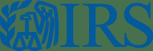 Internal Revenue Service (IRS) Logo [irs.gov]