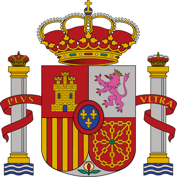 Kingdom of Spain Flag&Arm&Emblem png