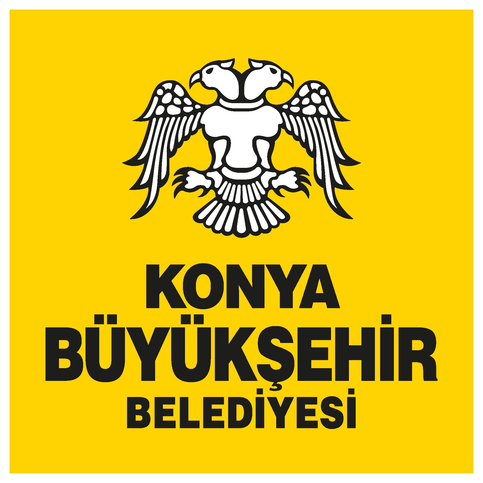 Konya Büyükşehir Belediyesi Logo png