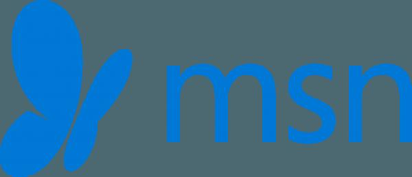 MSN Logo png