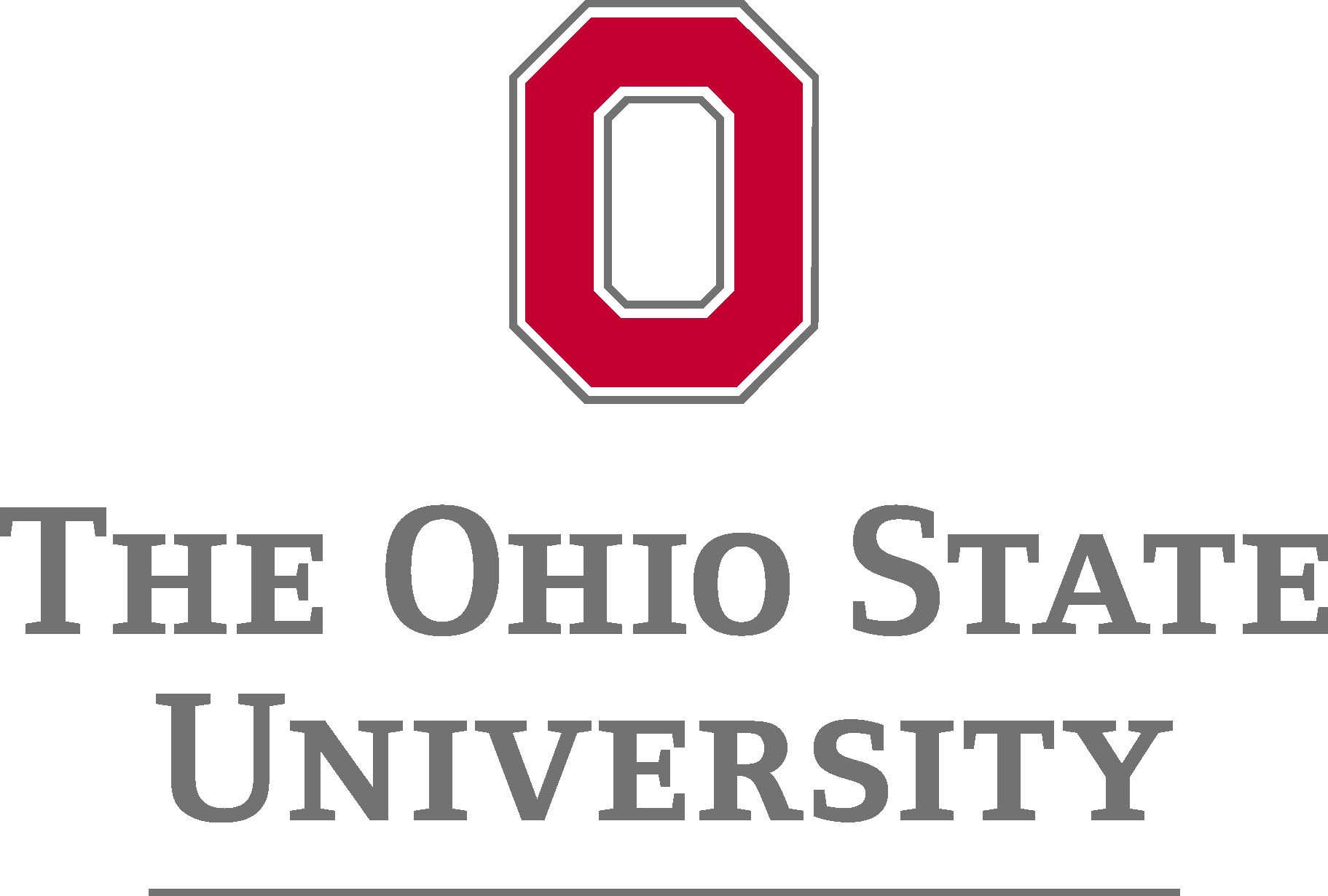 OSU   Ohio State University Logo png