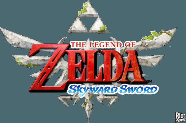 the legend of zelda   skyward sword logo 600x396