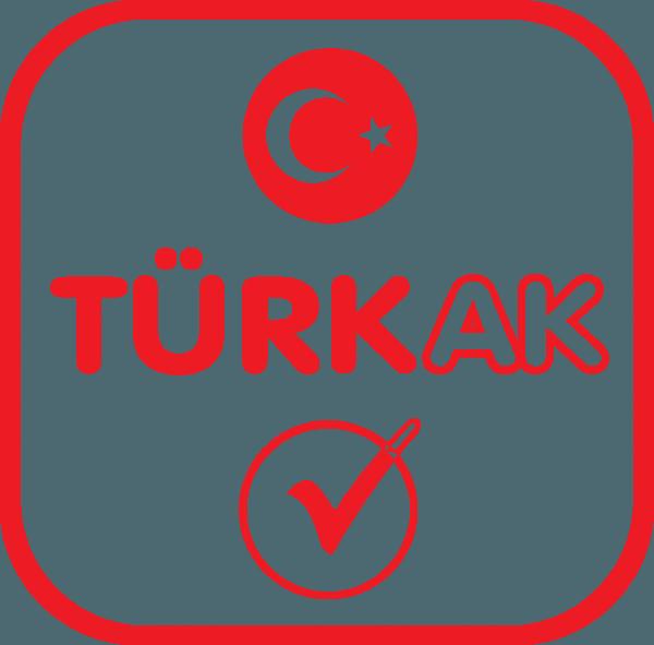 TÜRKAK   Türk Akreditasyon Kurumu Logo png