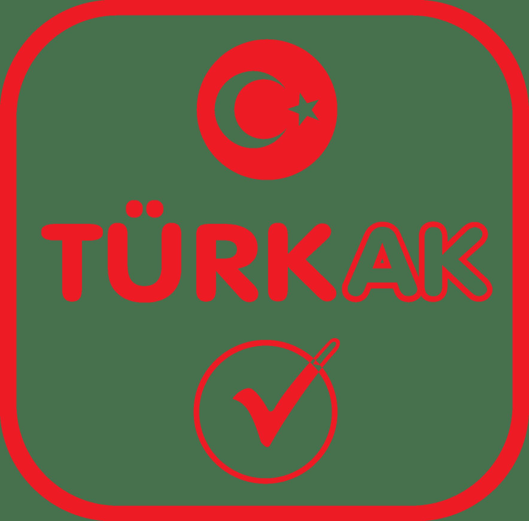 TÜRKAK Logo   Türk Akreditasyon Kurumu png