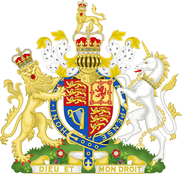 United Kingdom Flag&Arm&Emblem png