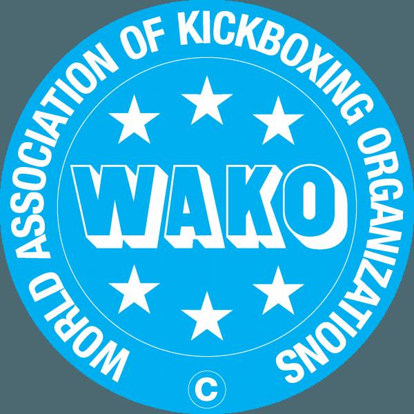 World Association of Kickboxing Organisations (WAKO) Logo png