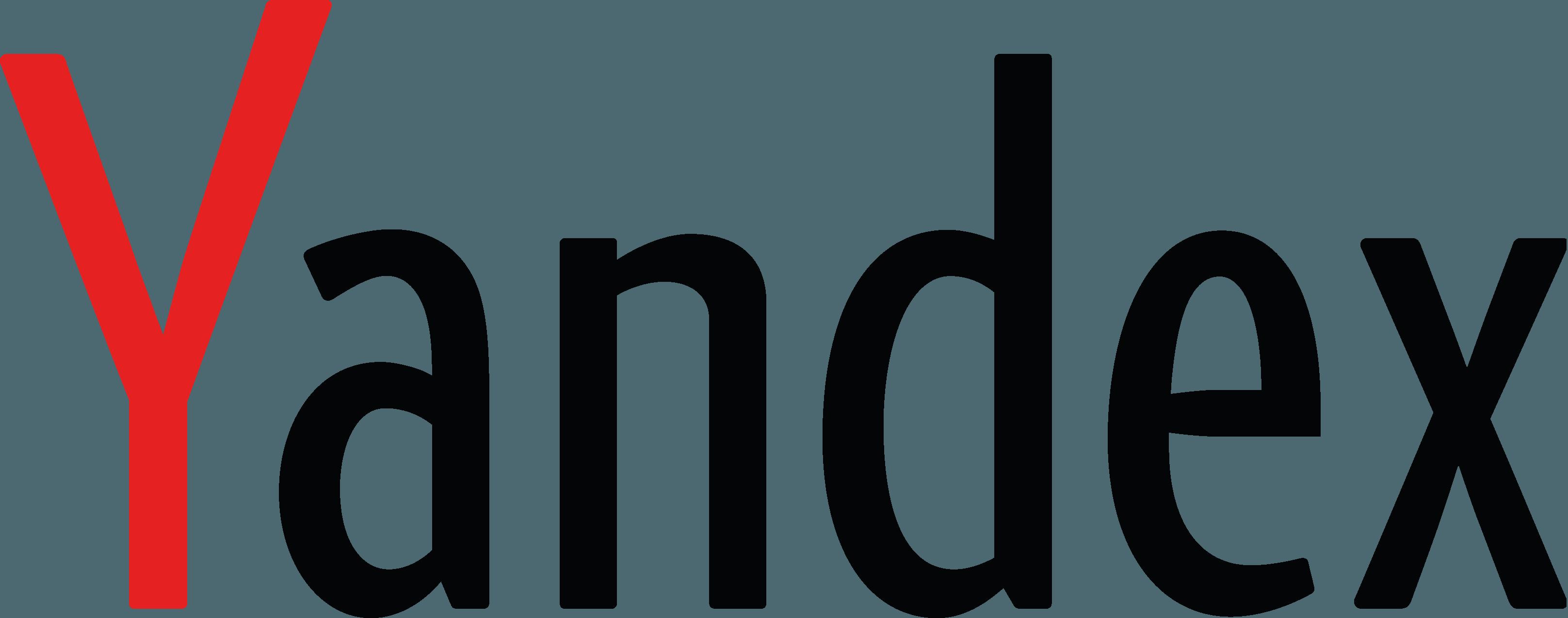 Yandex Logo   ндекс png