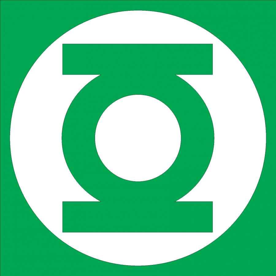 Green Lantern Logo png