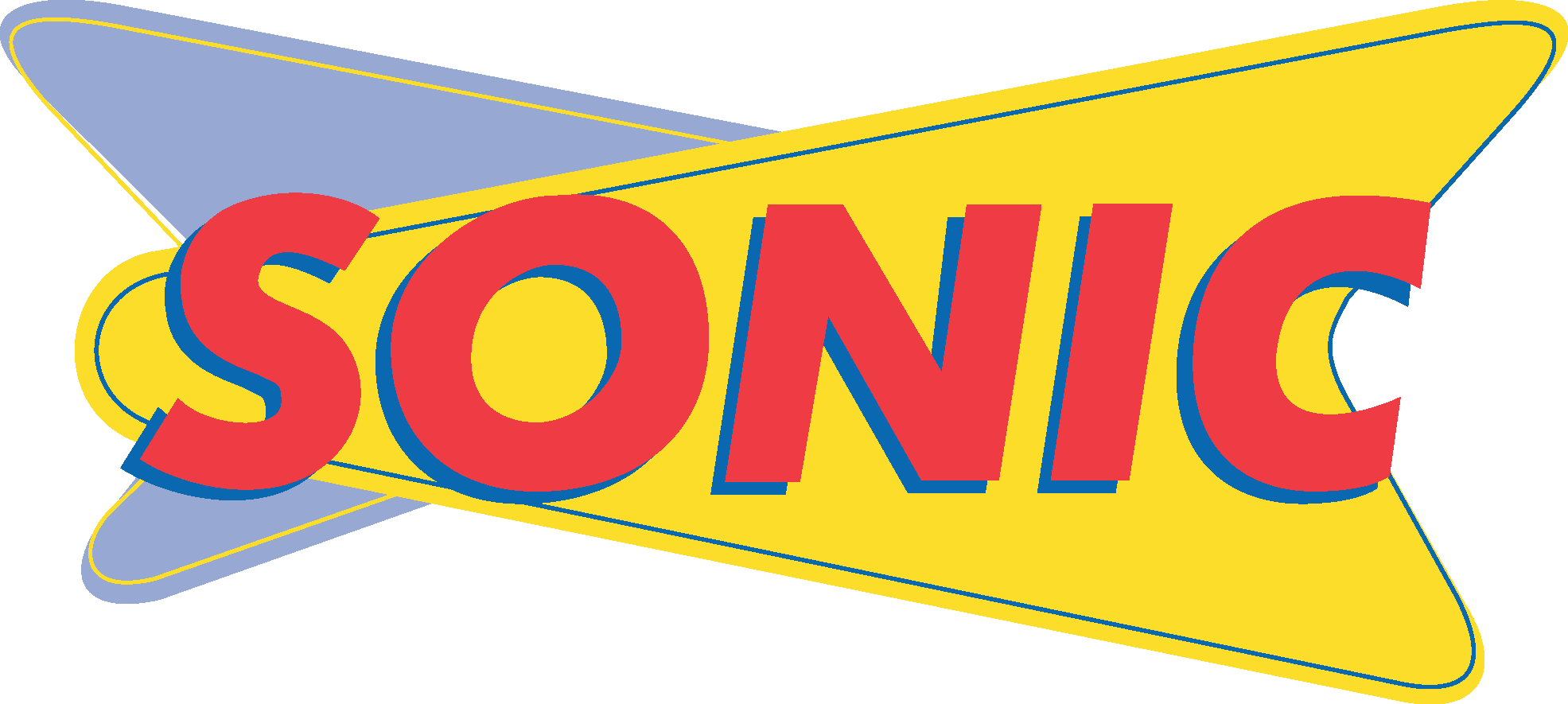 Sonic Drive-In Logo Vector Icon Template Clipart Free Download