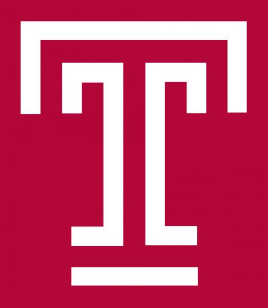 Temple University Logo png