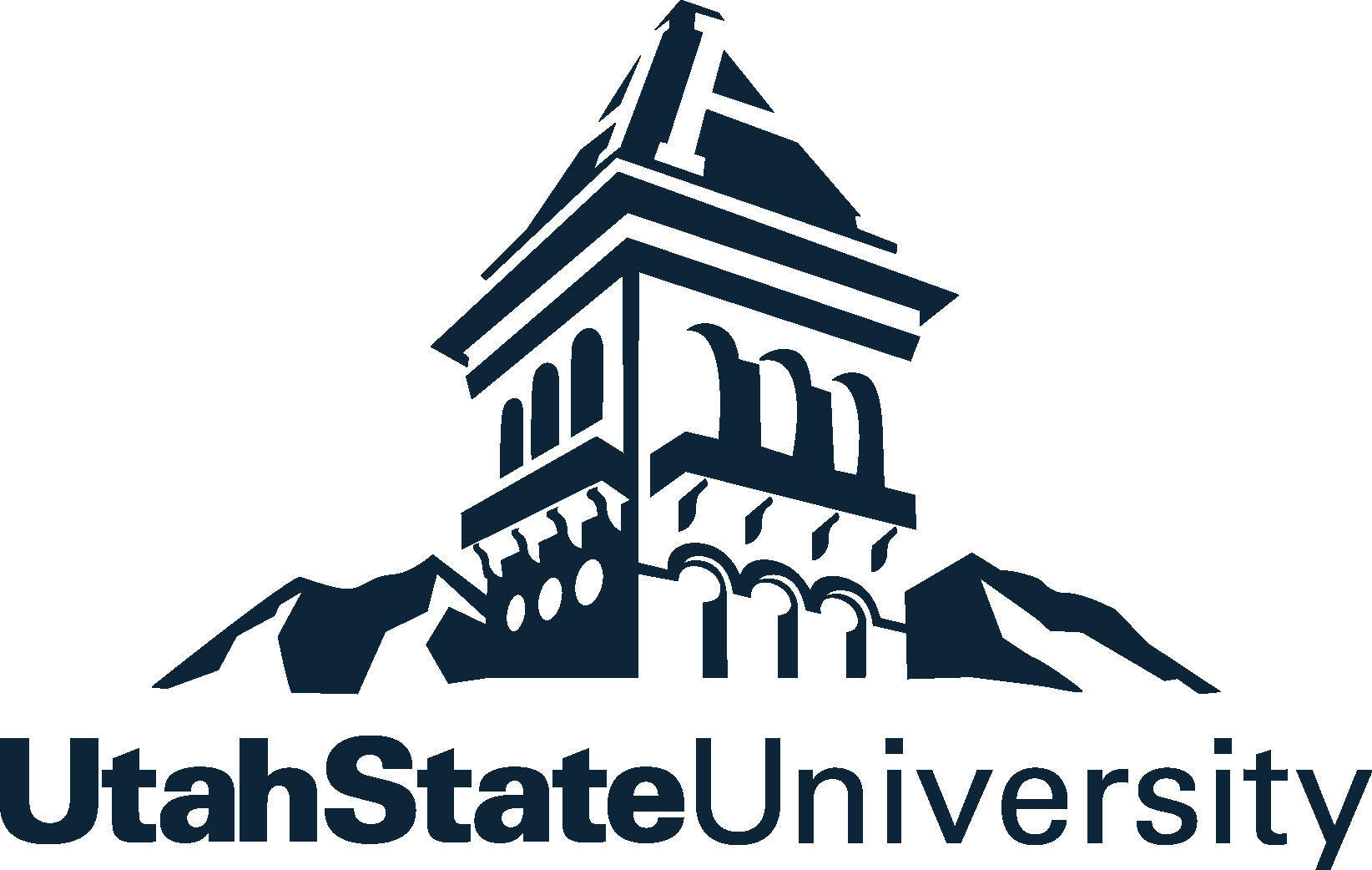 Utah State University Logo and Seal [USU] png