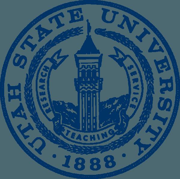 Utah State University Logo and Seal [USU] png