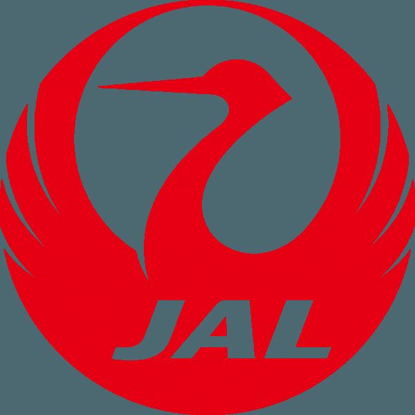 Japan Airlines Logo [JAL] png