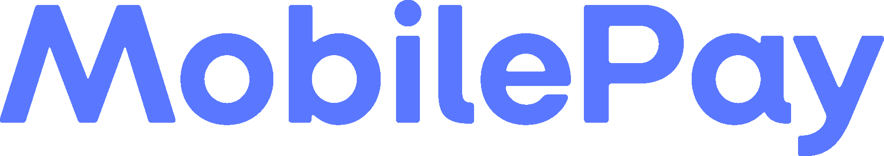 Mobilepay Logo png