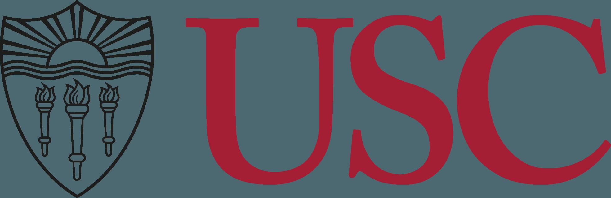 California southern. Usc logo university of