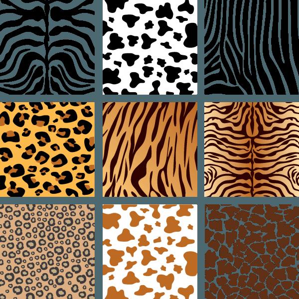 Animal Skin Textures 03 png