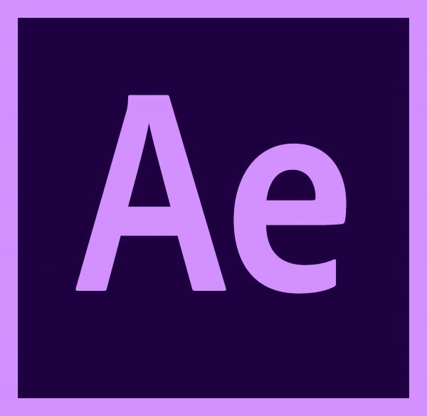 After Affect Logo (Adobe) png