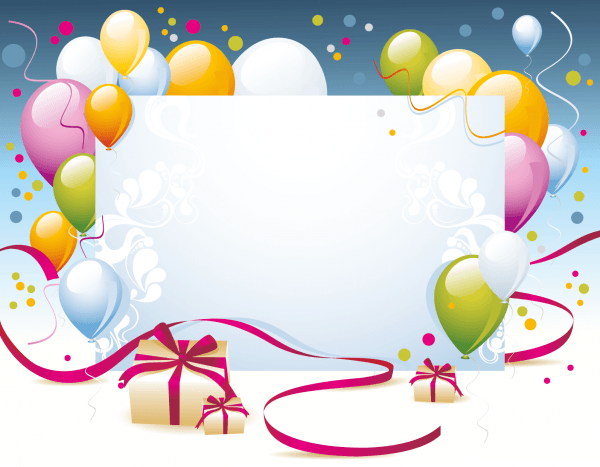 Balloon Gift Card Background 01 png