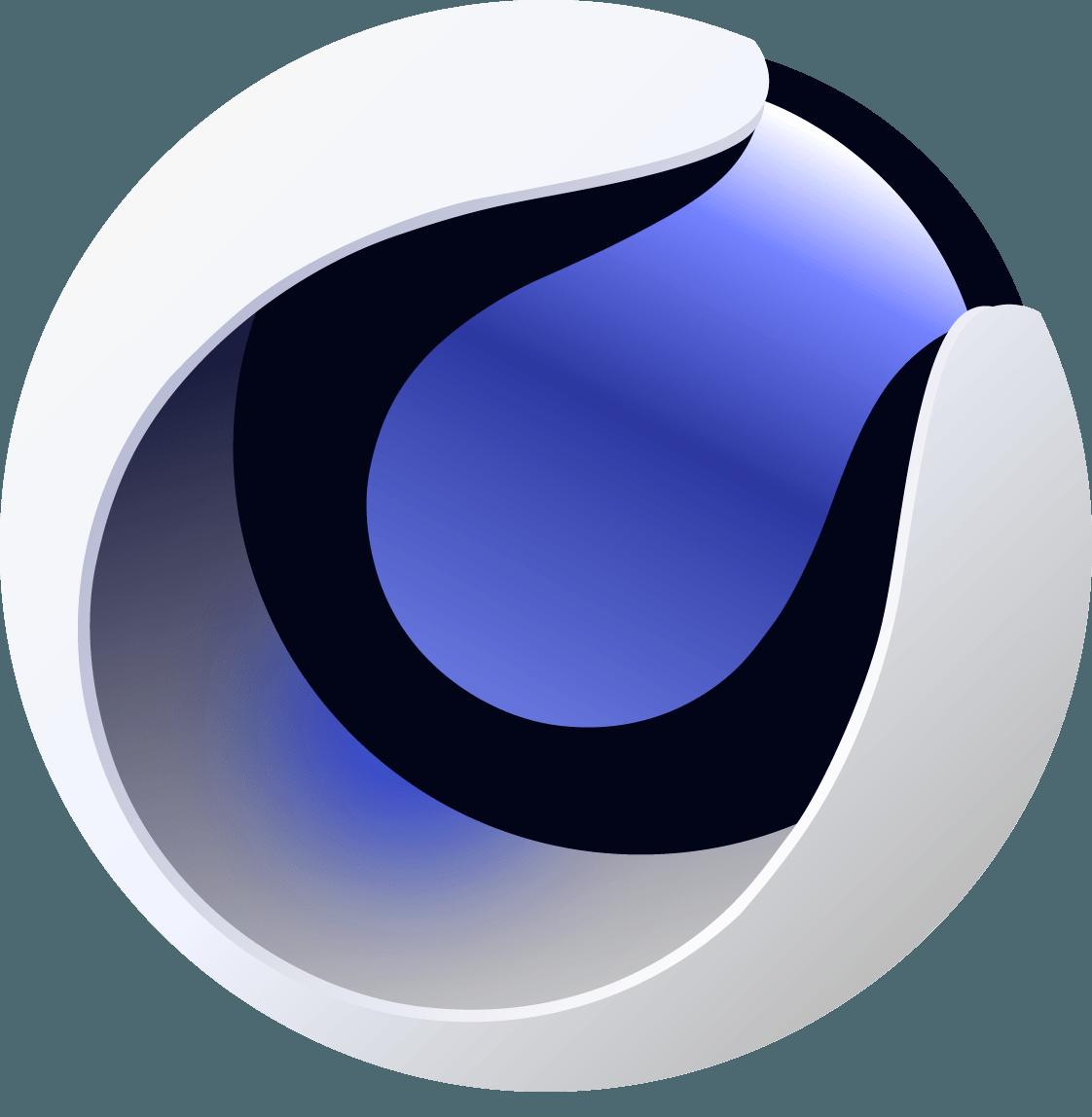 Cinema 4D Logo [Maxon] Vector Icon Template Clipart Free ...  Cinema 4D Logo ...