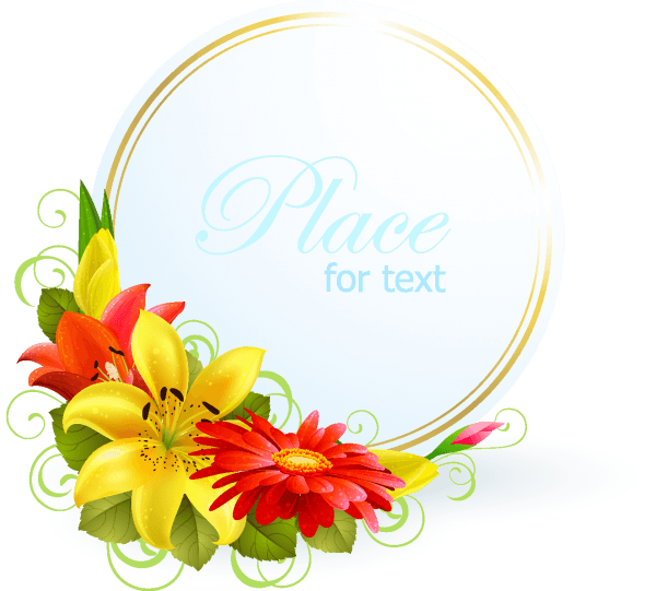 Flower Greeting Cards 01