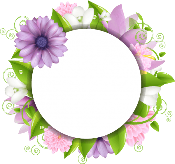 Flowers Border 01