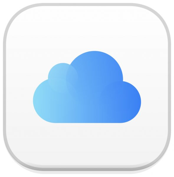 iCloud Logo png