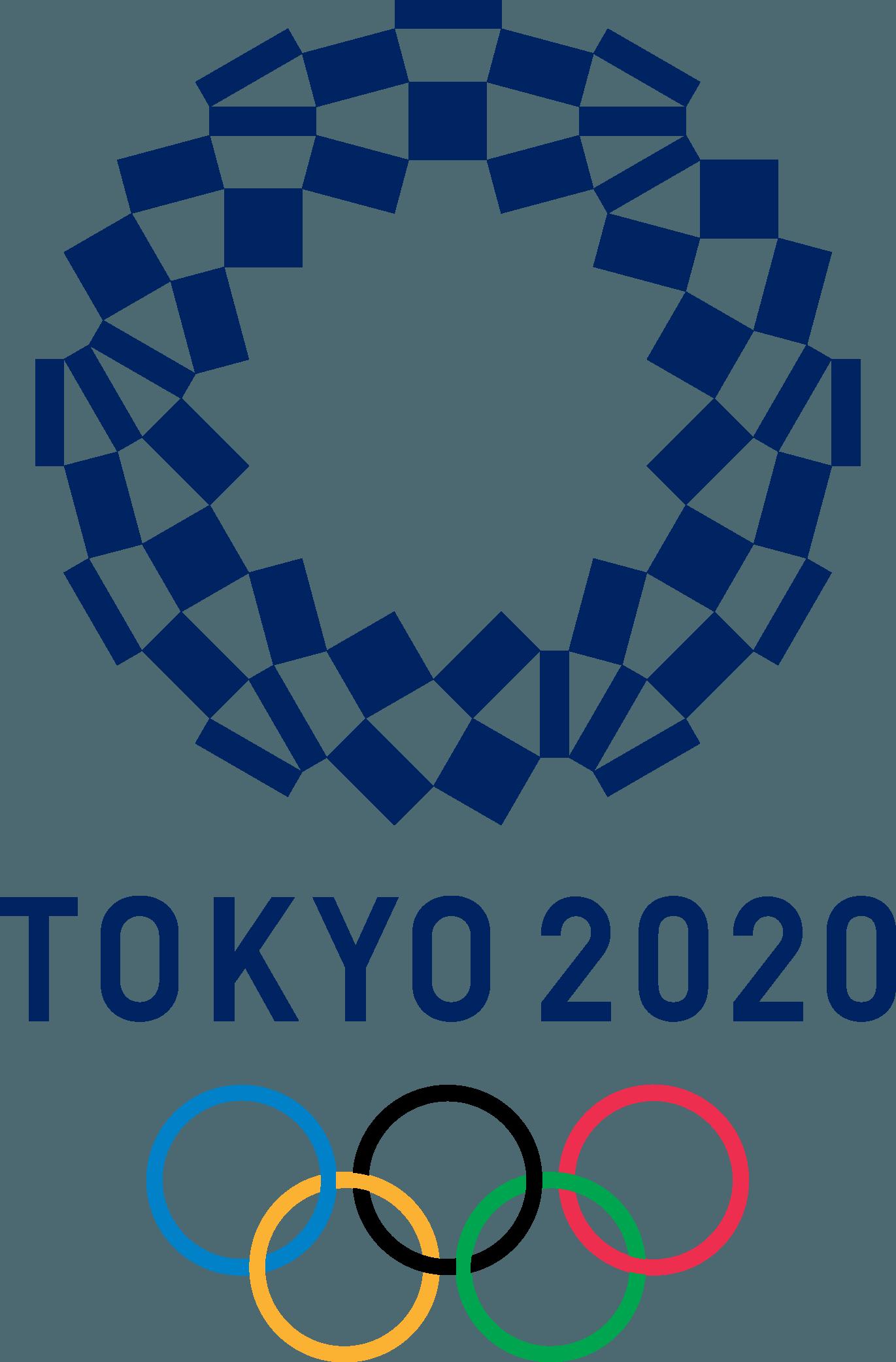 Tokyo 2020 Logo (Summer Olympics) png