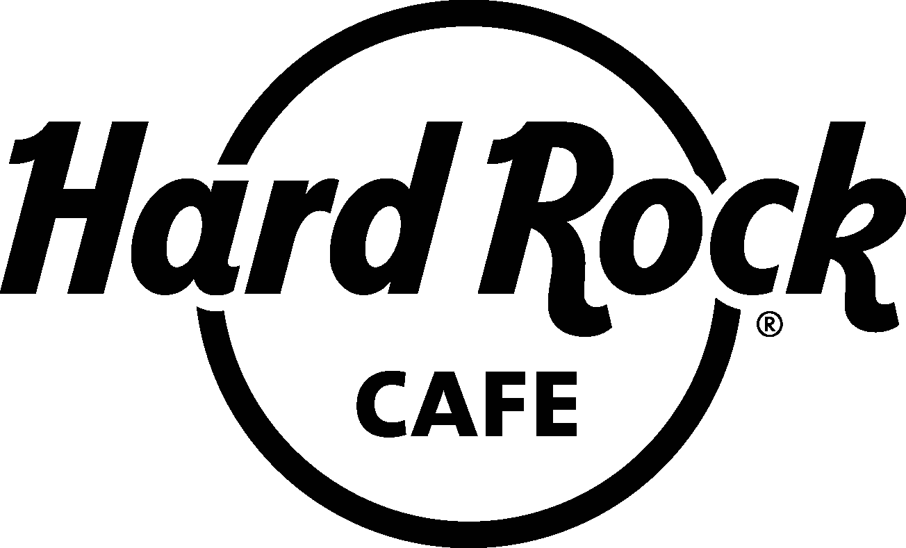 Hard Rock Cafe Logo png