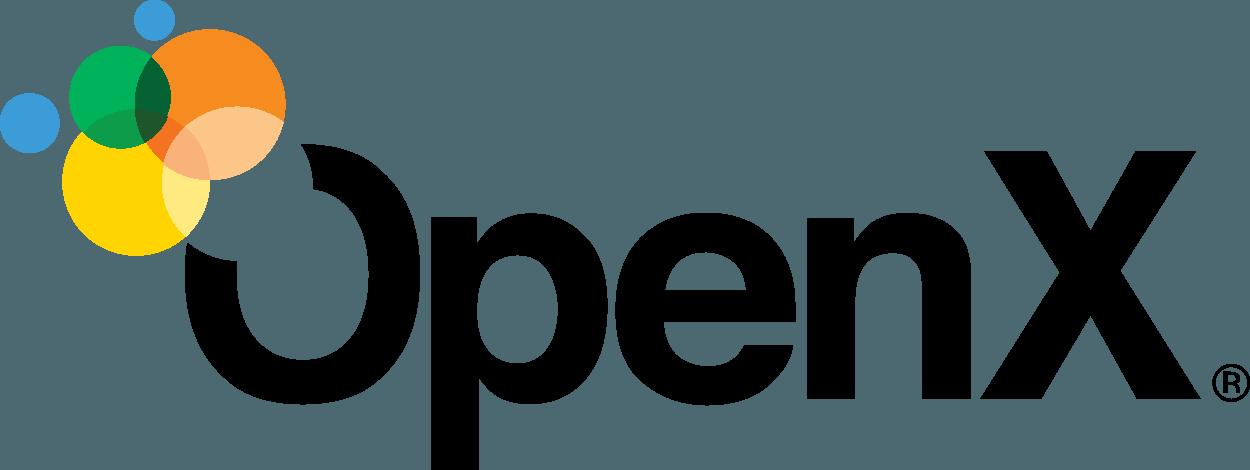 OpenX Logo png