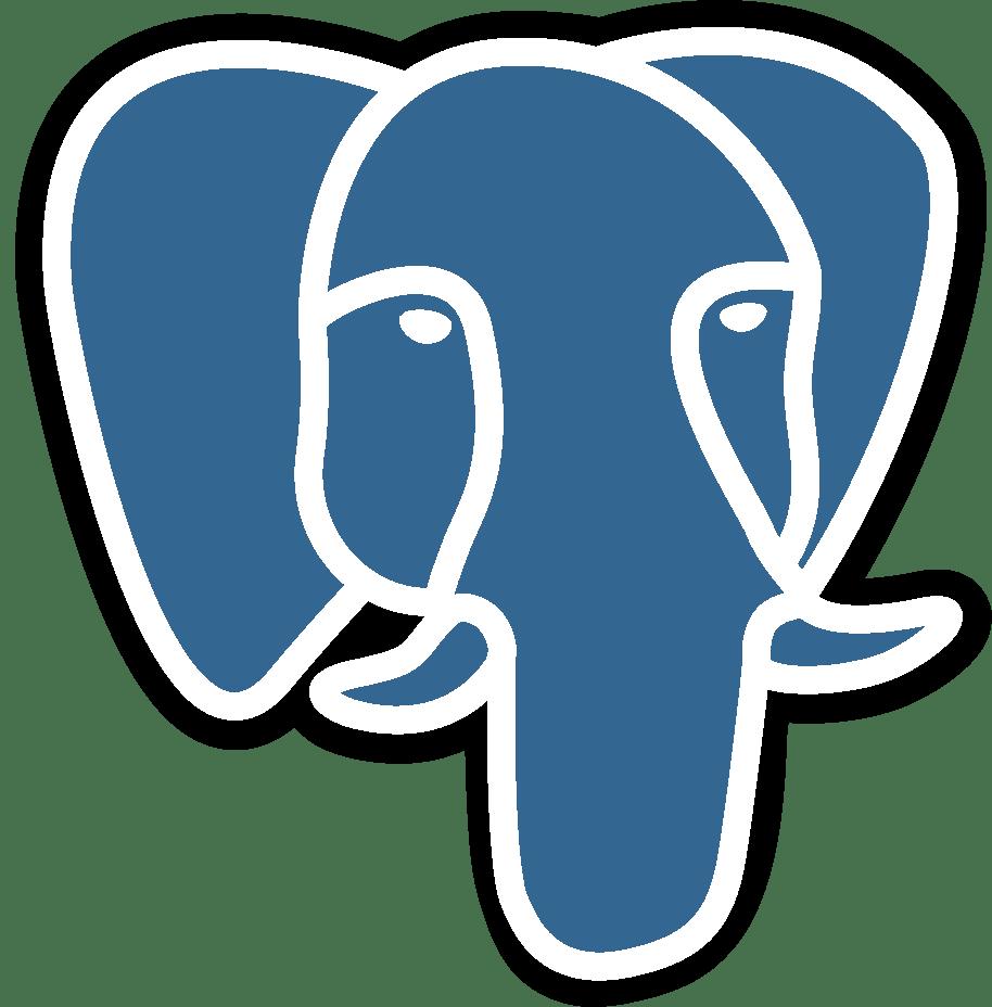 PostgreSQL Logo png